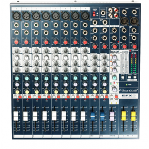 usato! mix SOUNDCRAFT EFX8