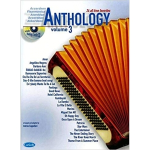 ANTHOLOGY (Accordion),...