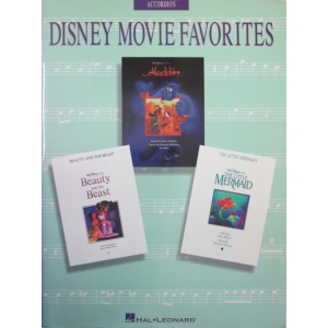 Disney Movie Favorites for...