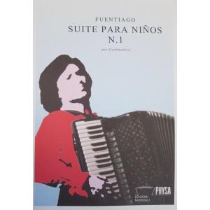FUENTIAGO SUITE PARA NINOS...