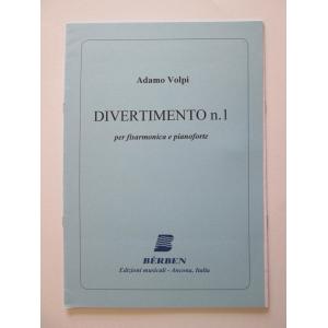 ADAMO VOLPI DIVERTIMENTO n1