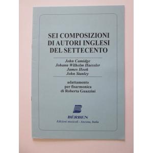 SEI COMPOSIZIONI DI AUTORI...