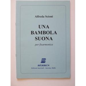 SCIONI ALFREDA UNA BAMBOLA...