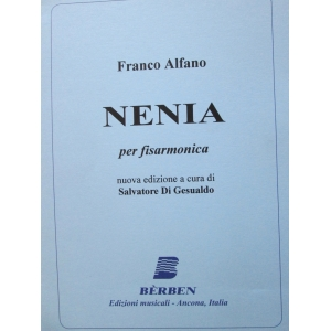 ALFANO FRANCO. NENIA