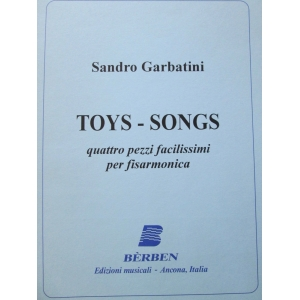 GARBATINI SANDRO TOYS-SONGS