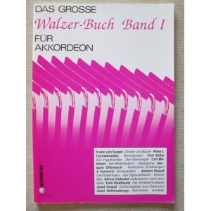 WALZER-BUCH  BAND 1