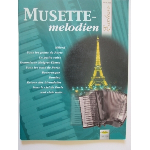 MUSETTE MELODIEN EXCLUSIV