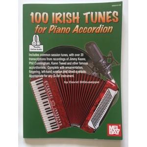 100 IRISH TUNES