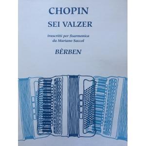chopin sei valzer