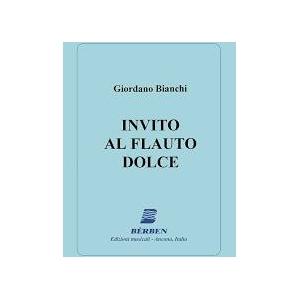 Invito Al Flauto Dolce -...