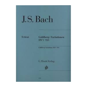 GOLDBERG -VARIATIONEN  BWV...