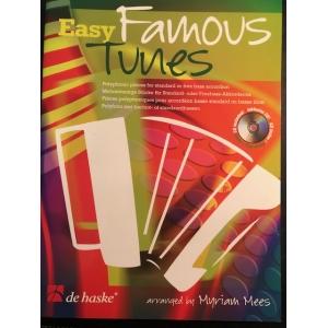 EASY FAMOUS TUNES DE HASKE...