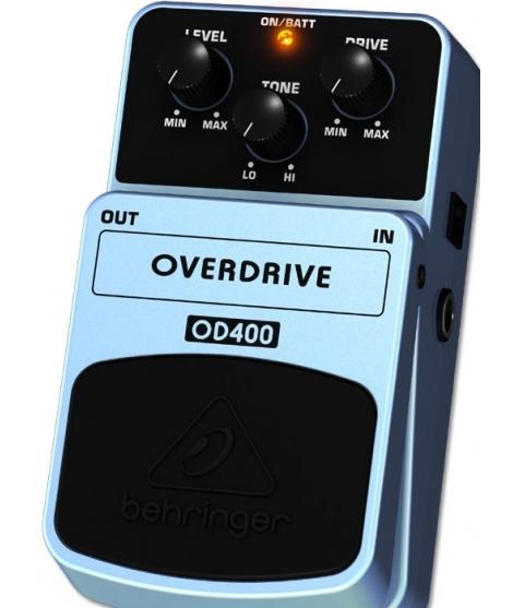 BEHRINGER OD400 Overdrive