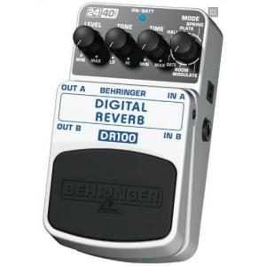 BEHRINGER DIGITAL REVERB DR100
