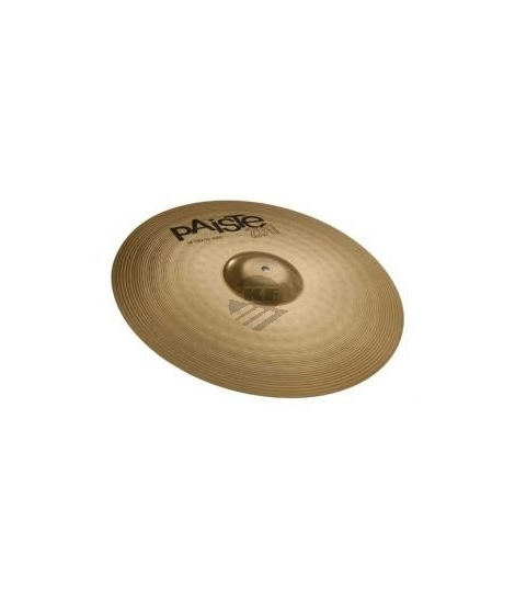 PAISTE 201 CRASH RIDE 18""