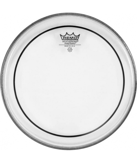 REMO Pinstripe Clear 10''