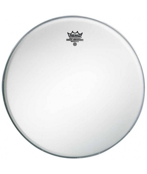 REMO WEATHER KING AMBASSADOR COATED SABBIATA 15''