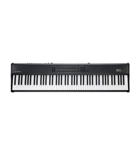 EX DEMO KETRON GP1 PIANO DIGITALE 88 TASTI PESATI 9PDGP1