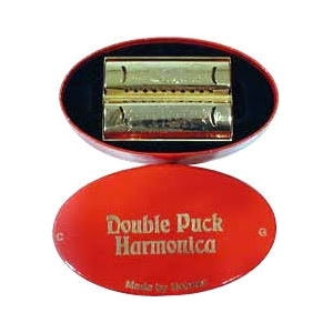 Hohner Double Side Puck Armonica Do-sol