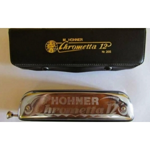 HOHNER CHROMETTA 8 IN DO