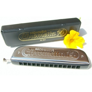 HOHNER CHROMETTA 14 IN DO