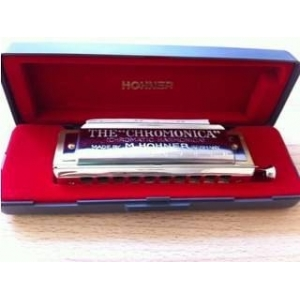 M260016 HOHNER CHROMONICA 260/40 C DO