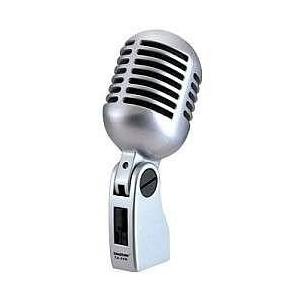 Takstar ta 54d microfono dinamico stile vintage professional.