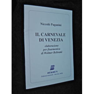 IL CARNEVALE DI VENEZIA NICOLO' PAGANINI