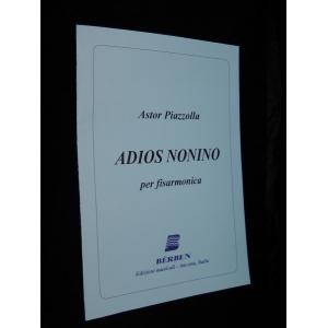 ASTOR PIAZZOLLA ADIOS NONINO