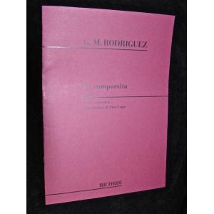 SPARTITI PER FISARMONICA 1113 LA CUMPARSITA  RODRIGUEZ