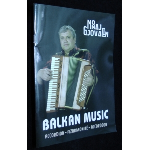 1593 BALKAN MUSIC ACCORDION