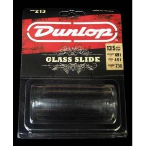 DUNLOP 213 GLASS SLIDE...
