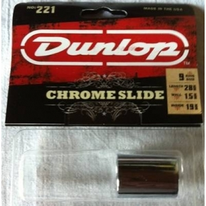 DUNLOP 221 CHROME SLIDE