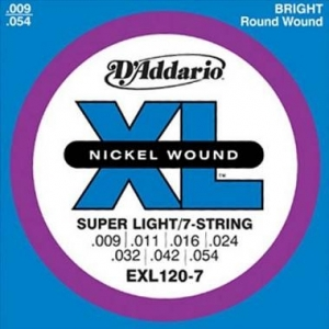 D'ADDARIO - XL NICKEL ROUND...