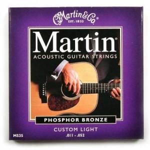 MUTA SET DI CORDE MARTIN M535