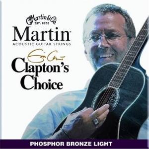 MARTIN MEC12 MUTA LIGHT ERIC CLAPTON PHOSPHOR BRONZE 012-054
