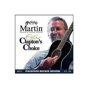 Martin Guitars Mec-13 Set di Corde Per Acustica Eric Clapton