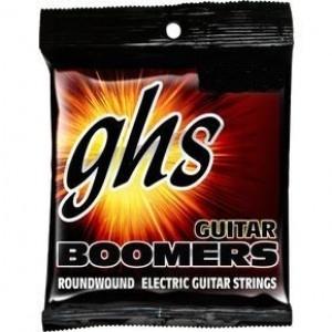 GHS BOOMERS 011 050 GBM SET DI CORDE PER CHITARRA ELETTRICA