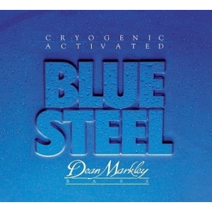 Dean Markley 2670 Blue Steel Cryogenic Extra Light Bass Strings
