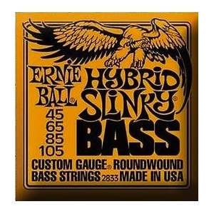 ERNIE BALL 2833 - 3 set corde basso elettrico 045-105