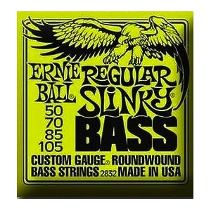 ERNIE BALL 2832 - 3 set corde basso elettrico 050-105