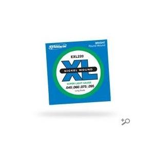 D'ADDARIO EXL220 CORDE BASSO