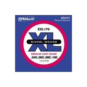 EXL170 - REGULAR LIGHT MUTA PER BASSO 4 CORDE