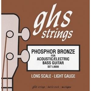 GHS L9000 Acoustic Bass...