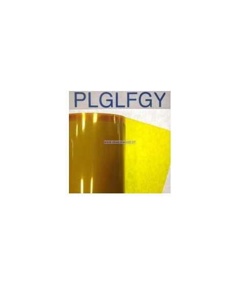 PROEL FOGLIO GELATINA 50X60 CM - PLGLFGY YELLOW
