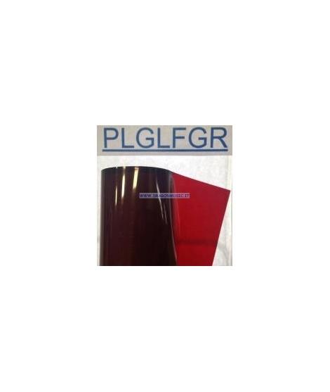 PROEL FOGLIO GELATINA 50X61 CM - PLGLFGR PRIMARY RED