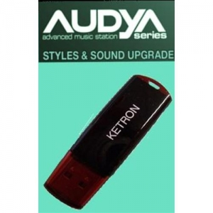 KETRON 9PDKA1 PEN DRIVE 2011 STYLES & SOUND UPGRADE PER AUDYA SERIES