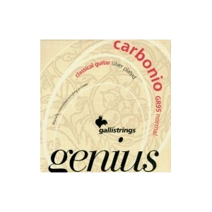 GALLISTRING CARBONIO GR-95 CLASSICAL STRINGS, NORMAL TENSION