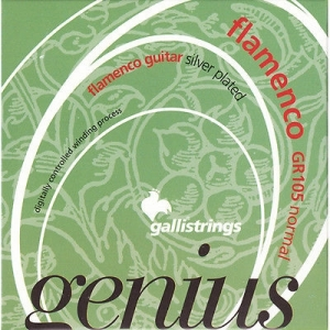 Galli Genius Flamenco GR105 - normal tension