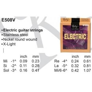 Set completo per chitarra elettrica. E508V